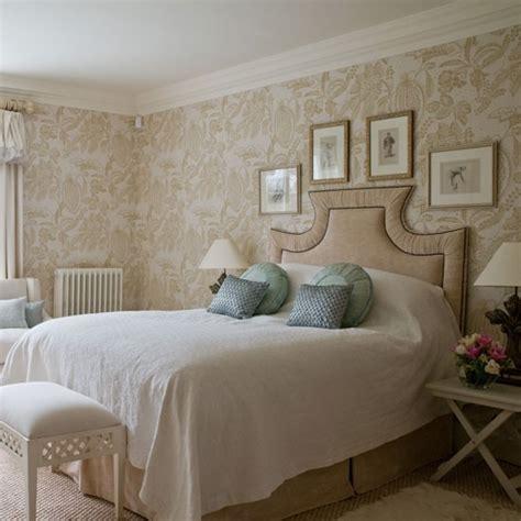 neutral wallpaper bedroom neutral guest bedroom bedroom inspiration housetohome