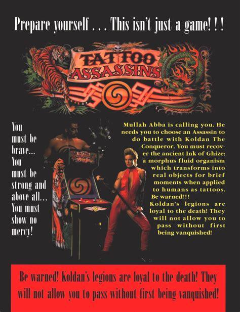 tattoo assassins cast tattoo assassins us prototype rom
