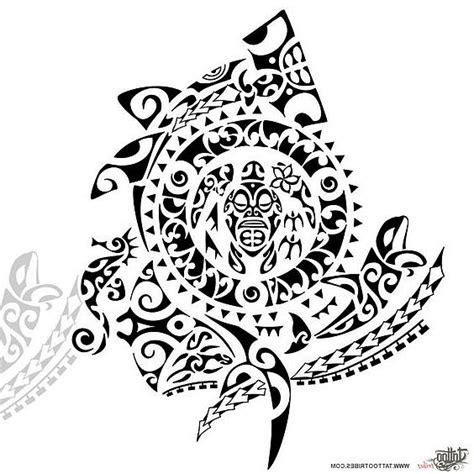 полинезия 1 в тату эскизах рисуем на заказ фото