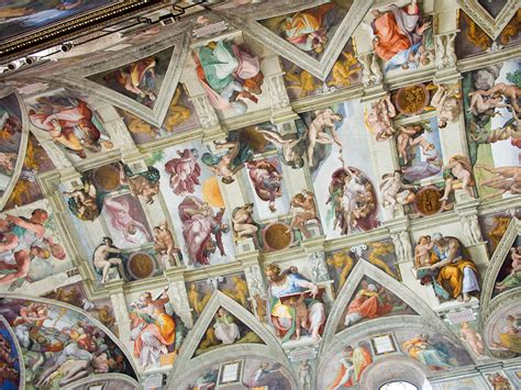 Plafond De La Chapelle Sixtine Description by File Vatican Chapellesixtine Plafond Jpg Wikimedia Commons