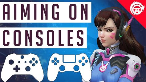 console overwatch aiming guide basic settings tips for