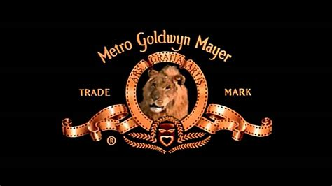 film logo with lion metro goldwyn mayer leo the lion youtube