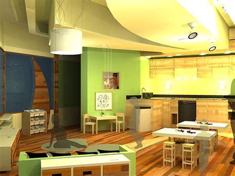 classroom layout reggio reggio based children center design on behance