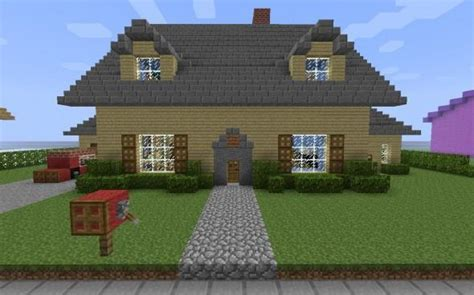 building ideas mcpe house mod android apps on play