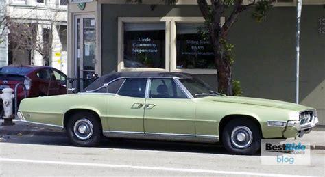 1969 ford thunderbird streetside 1969 ford thunderbird landau ornamented
