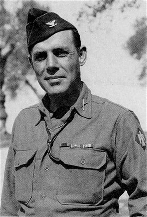 Col. William O. Darby