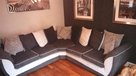 scs corner sofa large now reduced must go home