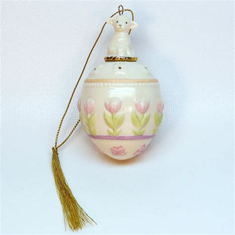 lenox china ornaments lenox easter ornament occasions china