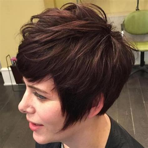 feathered pixie cuts pixie haircuts for thick hair 40 ideas of ideal short