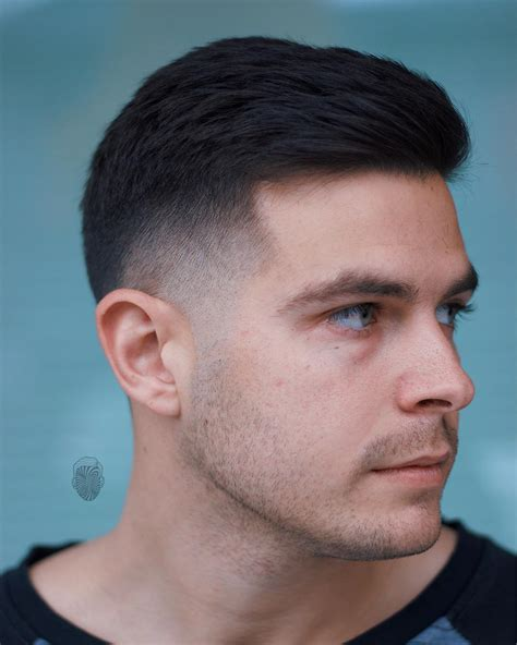 short hear cut for guys with just just clippers short hairstyles for men 2018