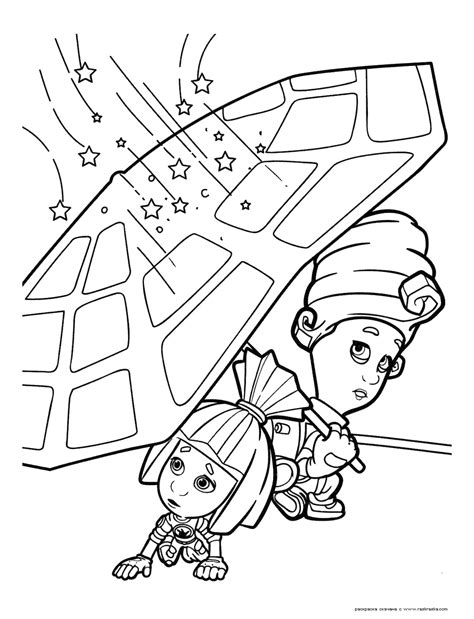 coloring pages rastamouse kame hame haaaaa colouring pages