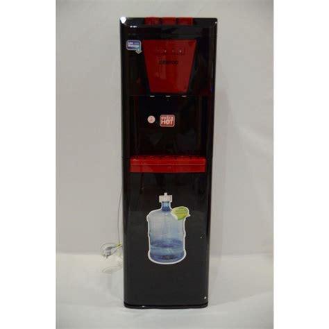 Dispenser Lantai jual denpoo dispenser galon bawah seri premium hitam