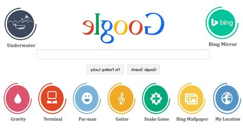 Googles Type A mirror i m elgoog quot awesome quot must
