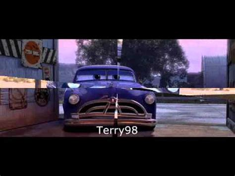 Doctor After Car 2 by Lightning Mcqueen Doc Hudson