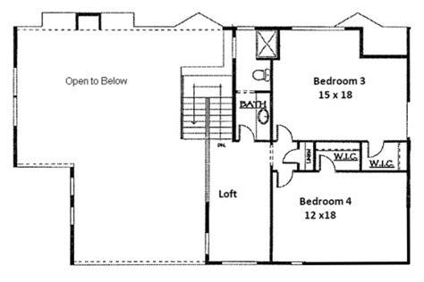 beechwood homes floor plans beechwood home plan by holland log cedar homes