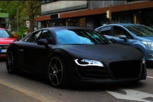 Matte Black by Audi R8 Spyder Matte Black 2017 Ototrends Net