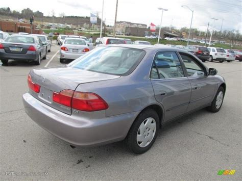 2000 honda accord coupe silver signet silver metallic 2000 honda accord lx v6 sedan