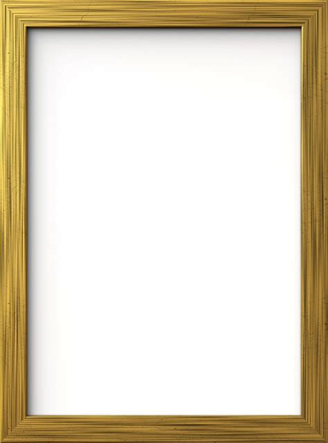 Poster Frame A4 by Photo Picture Poster Frame Black White Oak Gold Brown