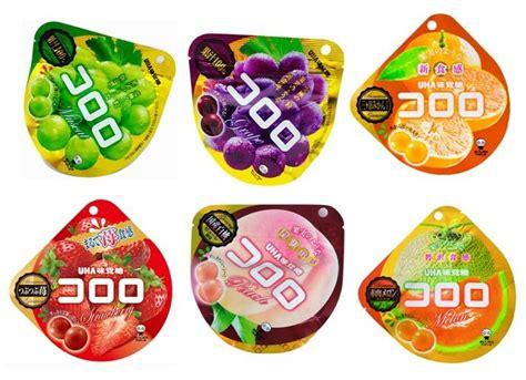 Glieta Perfume Jelly Made In Japan popular jelly uha mikakuto kororo grape made in japan buy jelly product on