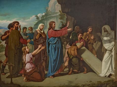 la expulsin de lo file la resurrecci 243 n de l 225 zaro de juan de barroeta museo