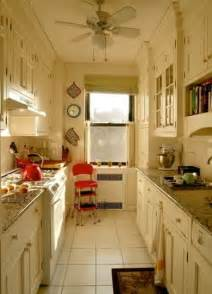 ideas for galley kitchens galley kitchen ideas designinyou decor