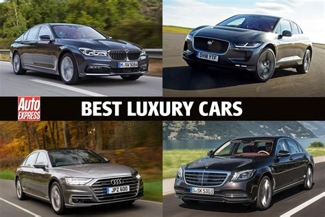 best luxury cars 2019 auto express