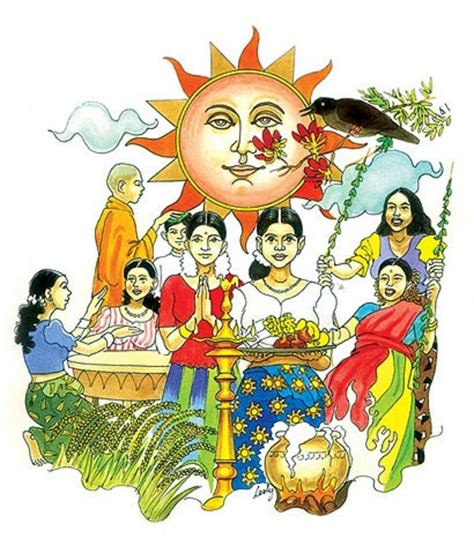 sinhala and tamil new year in sri lanka