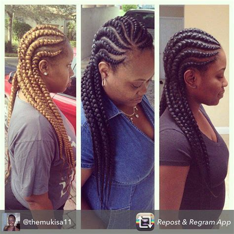 big cornrow hairstyles for black women with bangs 17 best ideas about big cornrows on pinterest ghana