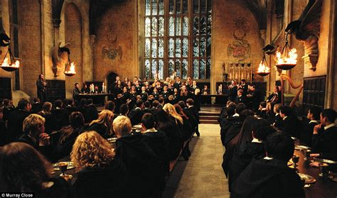 hogwarts great hall today in dreams come true you can eat breakfast at hogwarts