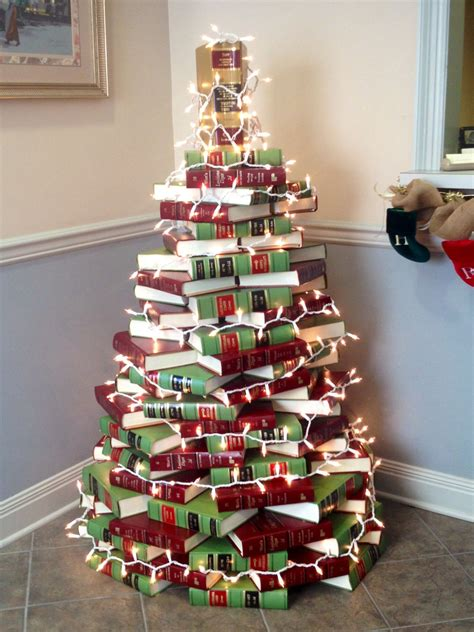 our law office s law book christmas tree unique tree