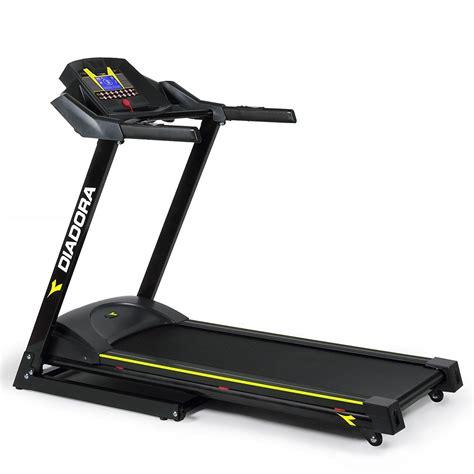 Tapis Roulant Sport by Diadora Fitness Edge 2 6 Tapis Roulant Nero It