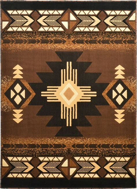 rugs 4 less collection southwest american indian