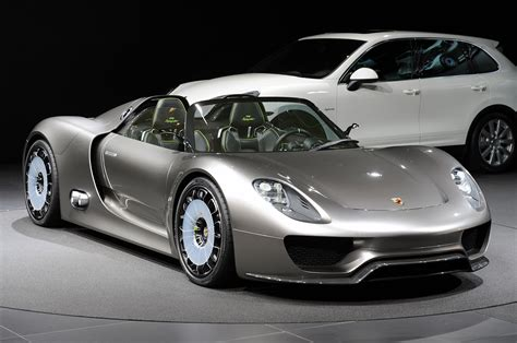 geneva 2010 porsche 918 spyder concept photo gallery