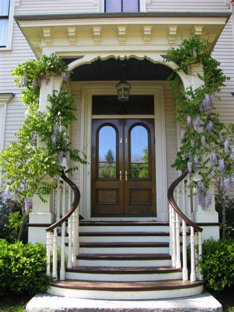 30 Inspiring Front Door Designs Hinting Towards A Happy Design Of Front Door