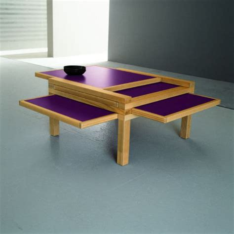 expandable coffee table expandable coffee tables by sculrtures jeux home design