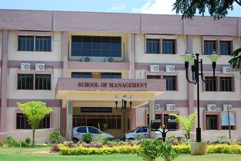 Pondicherry Mba Courses by Department Of Management Studies Pondicherry