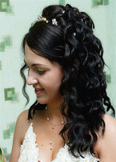 girl hairstyles for wedding best curly wedding hairstyles for brides fave hairstyles