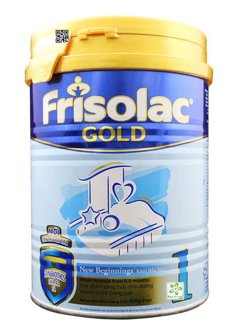 400 900gr Friso Frisolac Gold Tin th 244 ng tin top 5 s盻ッa b盻冲 d 224 nh cho tr蘯サ s譯 sinh t盻ォ 0 6