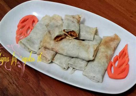 resep sosis basah solo oleh najma fiq cookpad