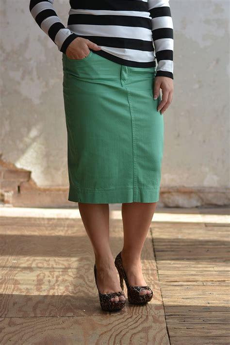 colored denim skirts 11 best colored denim skirts images on denim