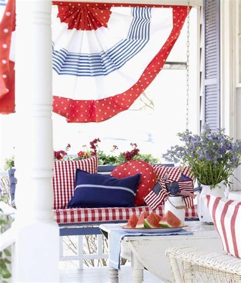 patriotic porch 4th of july ideas
