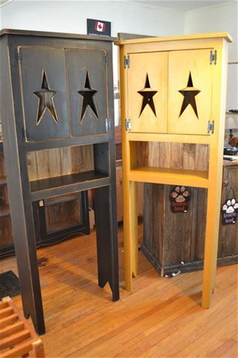 Primitive Bathroom Storage Cabinet 25 Best Ideas About Primitive Furniture On