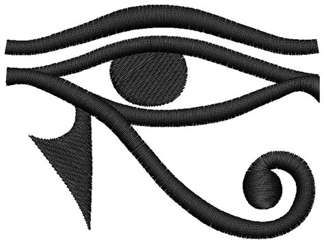 embroidery design eyes egyptian eye embroidery design