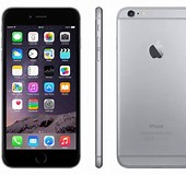 Image result for iPhone 6 Plus Space Gray