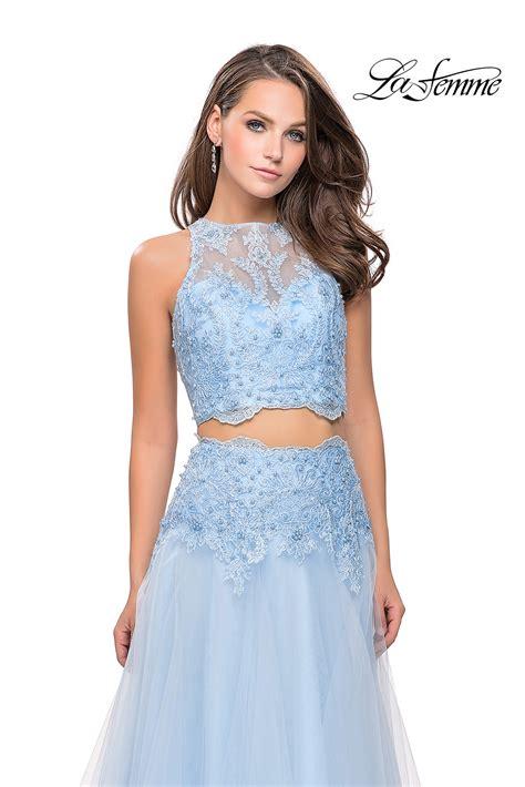 Blue Dress 25919 la femme 26309 la femme