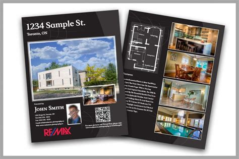 real estate feature sheet template real estate feature sheets sles real estate flyer sles
