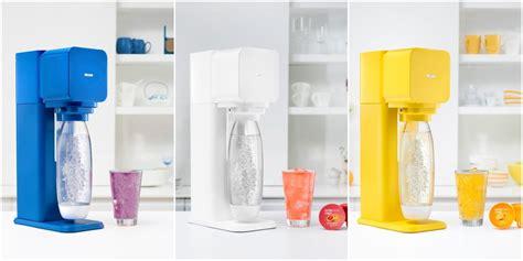 Sodastream Giveaway - blood orange and raspberry spritzer and a sodastream giveaway