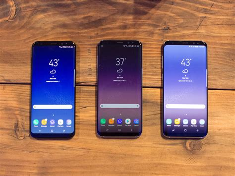 Samsung S8 3 samsung galaxy s8 announced release date specs features