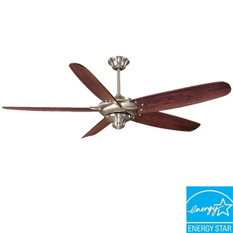 hton bay altura 68 fan hton bay 68156 altura 68 in indoor brushed nickel