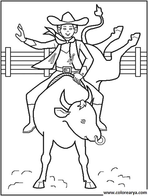 hereford cow coloring page rodeo vaquero coloring pages